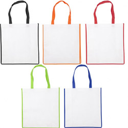 sac shopping promotionnel anses colores